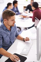 Master of Information Technology (part-time) (picture: iStock.com/Yuri_Arcurs)