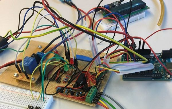 Microchip PIC Microcontroller / Arduino System
