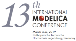 Logo Modelica Conference 2019