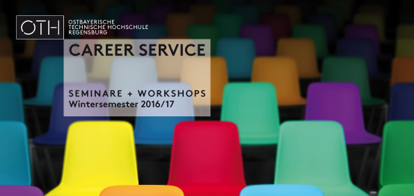 Career Service Programm WiSe 16/17